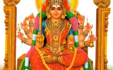 Sri Mariamman Monthly Abhishekam