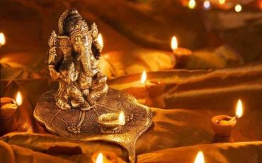 Pre-Mahotsavam Ceremonies  Ganapathy Homam